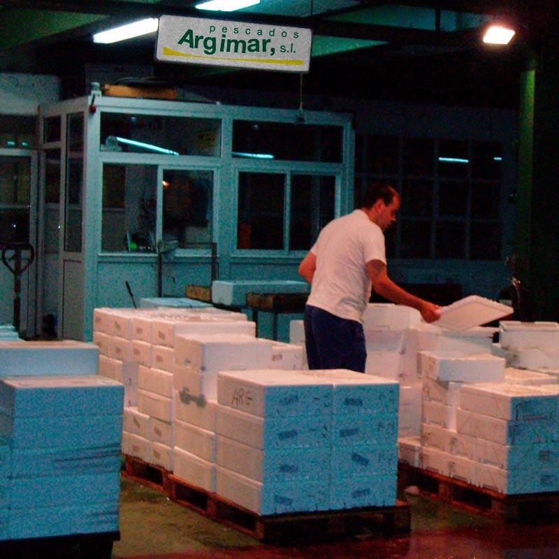 Empresa Pescado Argimar